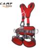 Kép 1/2 - Ötpontos alpinista beülő, zuhanásgátló testheveder - CAMP ACCESS SIT + GT CHEST