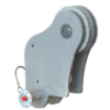 Kép 1/2 - SENTOR pulley - Csiga SENTOR állványhoz