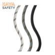 LUPA SATIC BLACK 10,5MM - 10,5mm-es statikus kötél