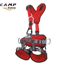 Ötpontos alpinista beülő, zuhanásgátló testheveder - CAMP ACCESS SIT + GT CHEST