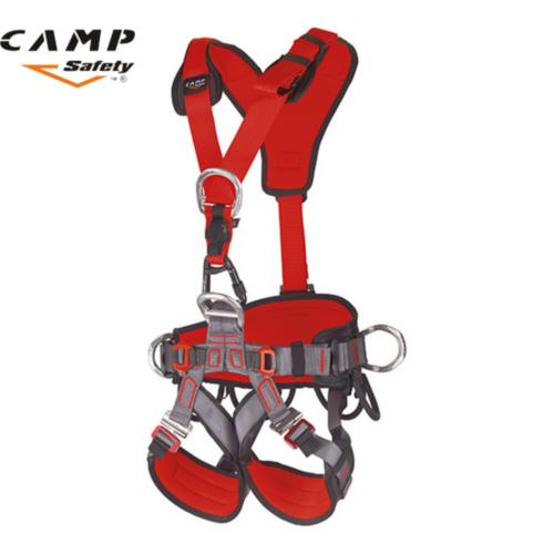Ötpontos alpinista beülő, zuhanásgátló testheveder - CAMP GT SIT + GT CHEST