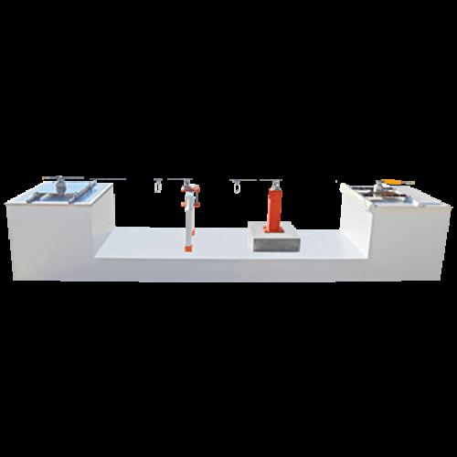 K-2010 - Állandó telepítésű vízszintes zuhanásgátló rendszer