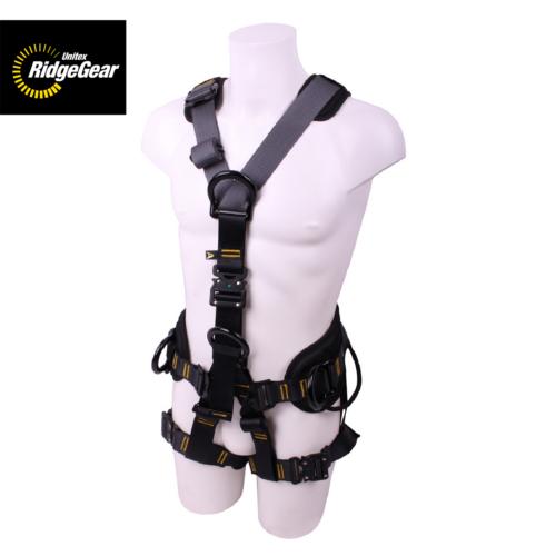 Ötpontos alpinista beülő, zuhanásgátló testheveder - RGH16