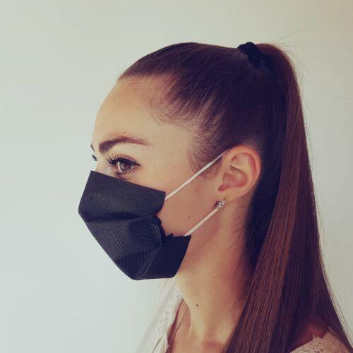 Egyszerhasználatos egészségügyi szájmaszk