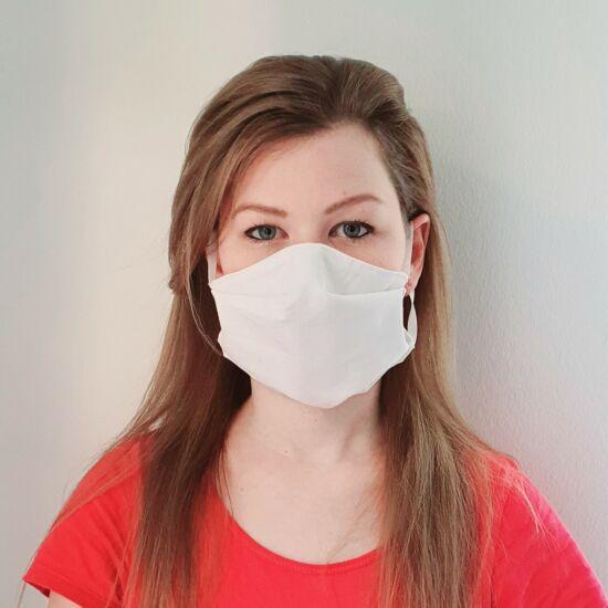 Többször használatos egészségügyi szájmaszk